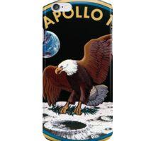 Apollo 11 Logo Old Logo Badge iPhone Case/Skin