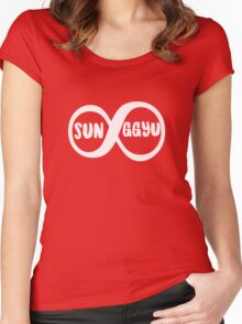 Infinite Sunggyu Women's Fitted Scoop T-Shirt