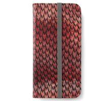 Wyvern - Fire iPhone Wallet/Case/Skin