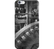 Steampunk - Runs like clockwork iPhone Case/Skin
