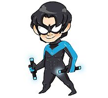 Nightwing || Dick Grayson Photographic Print