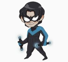 DC Comics || Dick Grayson/Nightwing by Mia ♡ Restrepo