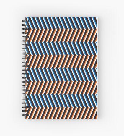 Ziqqurat Spiral Notebook