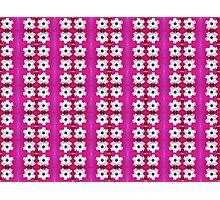 Bougainvillea motif Photographic Print