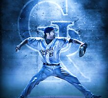 Guelph Royals: Jason Martyn by Matthew Sharpe