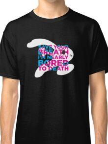 Bored Bunny Classic T-Shirt