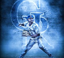 Guelph Royals: Keith Kandel by Matthew Sharpe