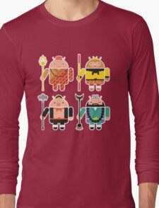 Droid Journey to the West Long Sleeve T-Shirt