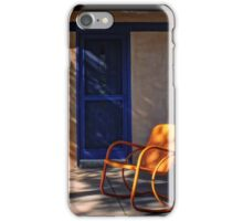 On the Porch iPhone Case/Skin