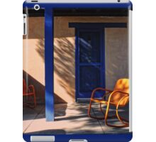 On the Porch iPad Case/Skin