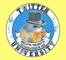 Twitter University by GenialGrouty