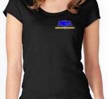 Babylon 5 - Earth Alliance - Flag Officer Women's Fitted Scoop T-Shirt