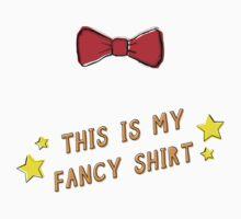 Fancy Shirt Kids Tee