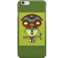 Voodoo Priest. iPhone Case/Skin