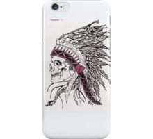 Indian Cheif iPhone Case/Skin