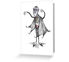 Vampire! Greeting Card