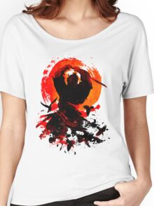 Samurai Clash Women's Relaxed Fit T-Shirt