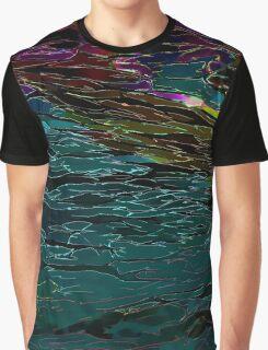 Evening Pond Rhapsody Graphic T-Shirt