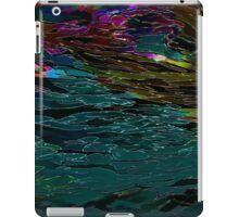 Evening Pond Rhapsody iPad Case/Skin