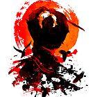 Samurai Clash by moncheng