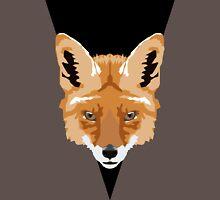 Symmetrical Fox Unisex T-Shirt