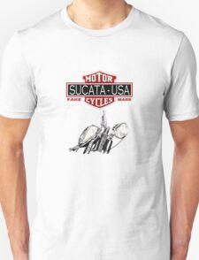 Sucata USA Fake Mark!! Unisex T-Shirt