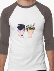 Pastel Punk Phan Men's Baseball ¾ T-Shirt