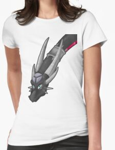 Cynder (The Legend of Spyro: A New Beginning) Womens Fitted T-Shirt