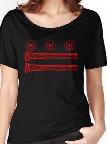 DC Baseball Women's Relaxed Fit T-Shirt