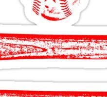 DC Baseball Sticker