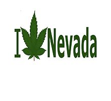 I Love Nevada by Ganjastan