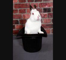 Rabbit out of a hat Unisex T-Shirt