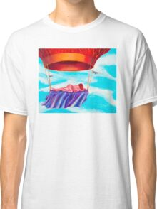 Balloon Fantasy, original acrylic on canvas Classic T-Shirt