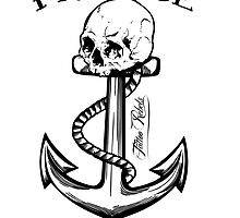 I Refuse to Sink by Tattoo Rebels The Best Shop