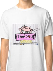Kindness_Thank you Classic T-Shirt