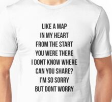 Like A Map Joshua  Unisex T-Shirt