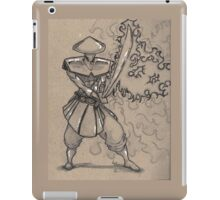 Mystic Blade iPad Case/Skin