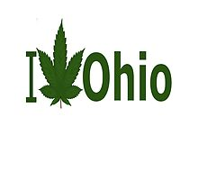 I Love Ohio by Ganjastan