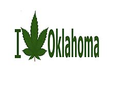I Love Oklahoma  by Ganjastan