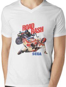 Road Rash - Sega Genesis  Mens V-Neck T-Shirt