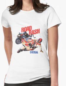 Road Rash - Sega Genesis  Womens Fitted T-Shirt