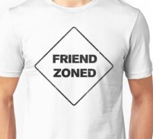 Friend Zoned Unisex T-Shirt