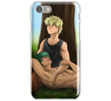 Summertime (Alt Version) iPhone Case/Skin