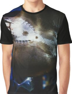 Bottom Of A Ray Fish Graphic T-Shirt