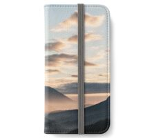 Park of Abruzzo at sunrise iPhone Wallet/Case/Skin