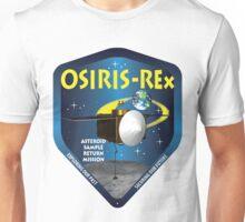 OSIRIS REx NASA Mission Logo Unisex T-Shirt