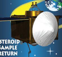 OSIRIS REx NASA Mission Logo Sticker