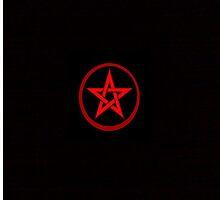 Pentagram phone skin by Scott Mitchell