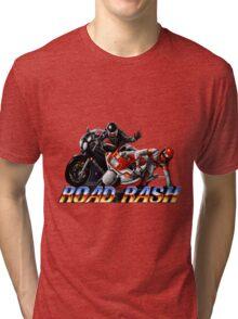 Road Rash - Graphic  Tri-blend T-Shirt