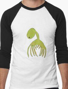 The Green Creature Men's Baseball ¾ T-Shirt